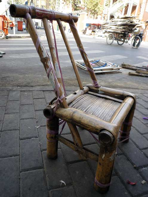 Shanghai chair