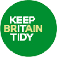 Vintage Keep Britain Tidy logo